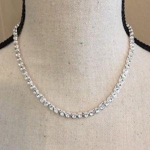 Necklace - Cubic Zirconia